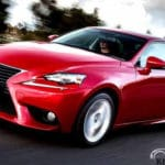 Полуспортивный седан Lexus IS 300