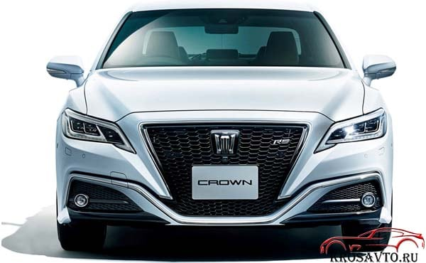 Toyota Crown 2.0T